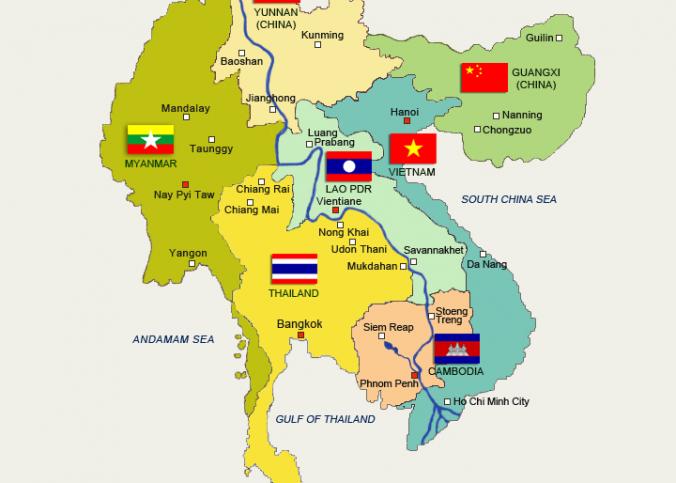 regione mekong