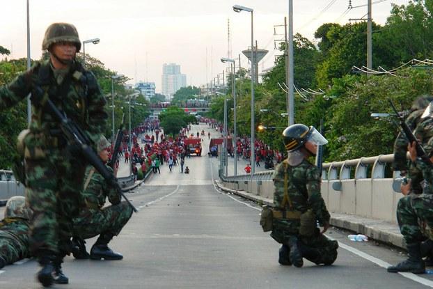 forze armate thailandesi