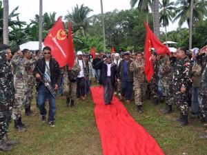 MNLF cessate il fuoco