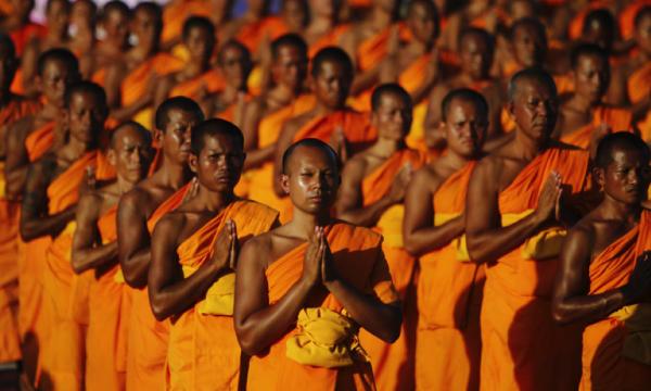 La vera natura del buddismo in Thailandia