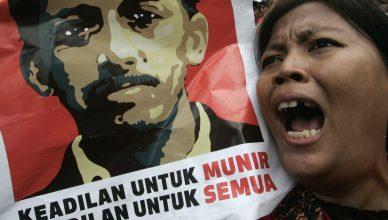 Lo strano caso di avvelenamento di Munir Said Thalib in Indonesia