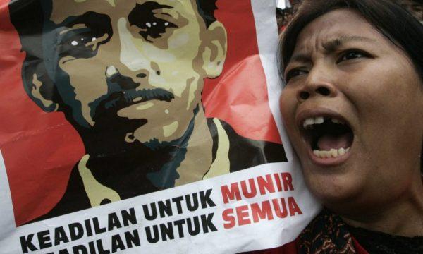 Il pensiero di Munir Said Thalib e diritti umani in Indonesia