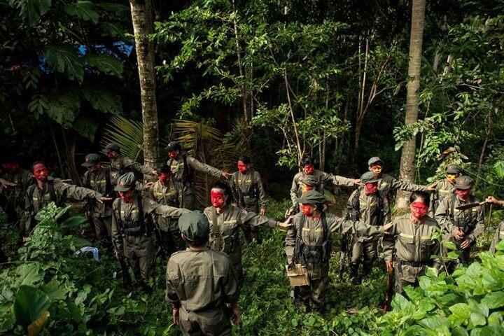 NPA NDF CPP insorgenza maoista filippina