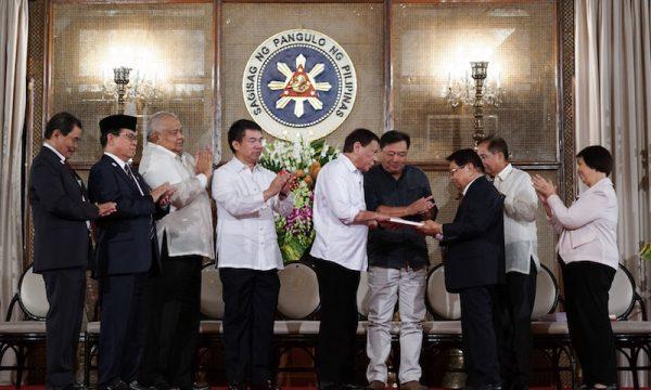 Legge organica della Bangsamoro promulgata, un passo epocale per le Filippine