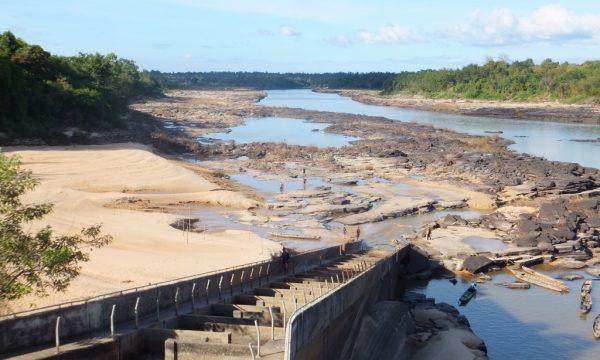 Le grandi minacce al fiume Mekong