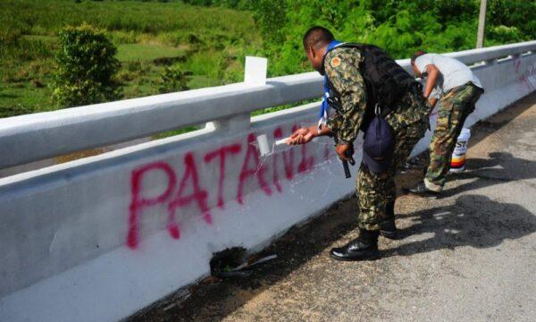 Invito al cessate il fuoco del BRN accolto dal silenzio dei militari thai