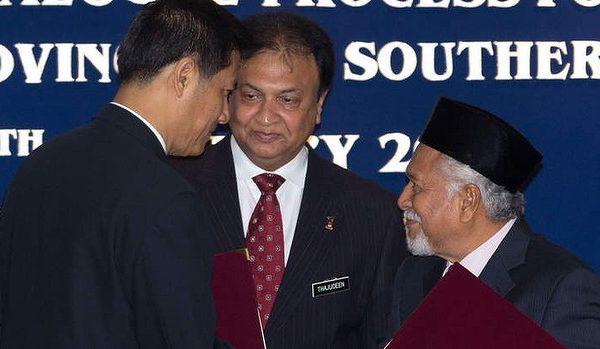 THAILANDIA: Alla ricerca di rappresentanti verificabili e credibili ai colloqui di pace