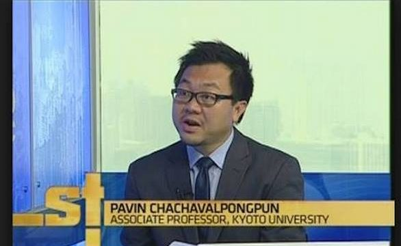 Pressioni dei militari sulla famiglia di Pavin Chachavalpongpun