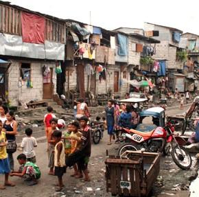 povertà filippine