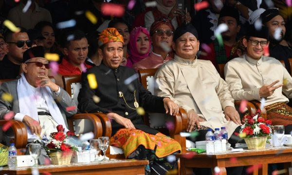 Non c'è ottimismo tra le minoranze indonesiane per i candidati presidenziali