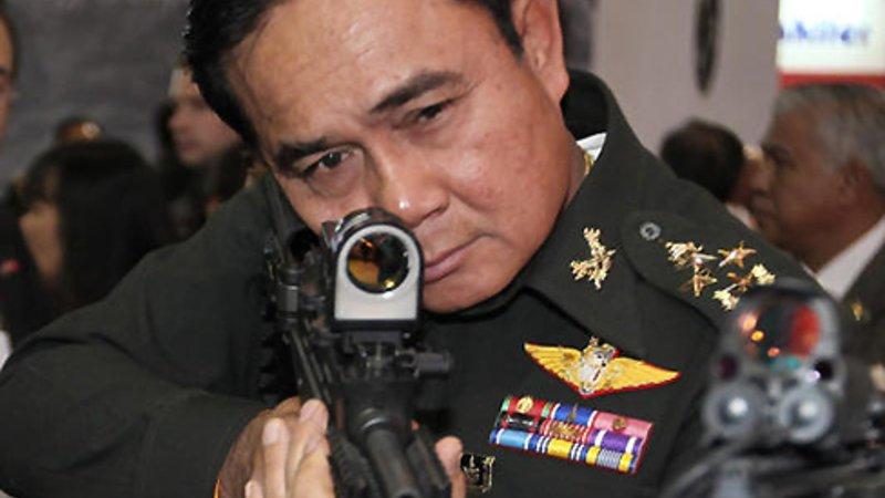 bilancio della difesa thai