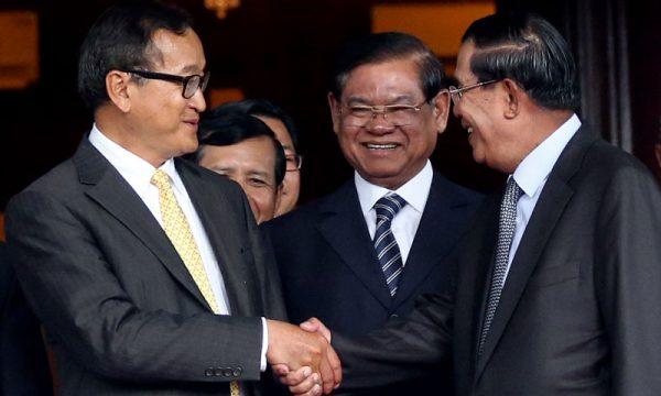 L'annunciato ritorno di Sam Rainsy nella Cambogia di Hun Sen