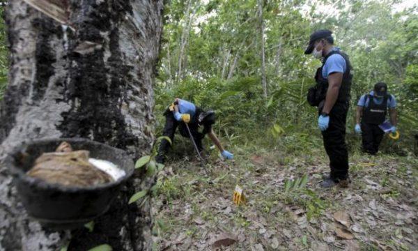 La politica del caucciù nel meridione thai