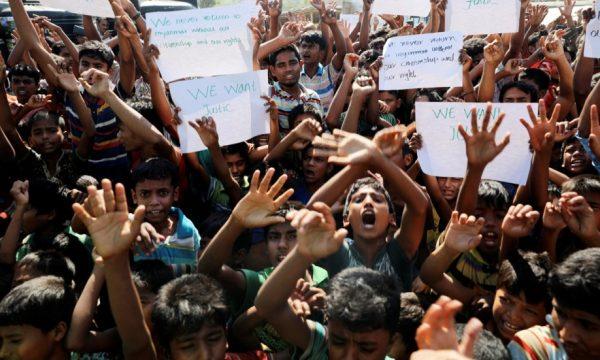 Le minacce alla sicurezza della crisi Rohingya difficile da gestire