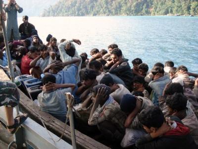 rohingya traffico umano e tratta umana