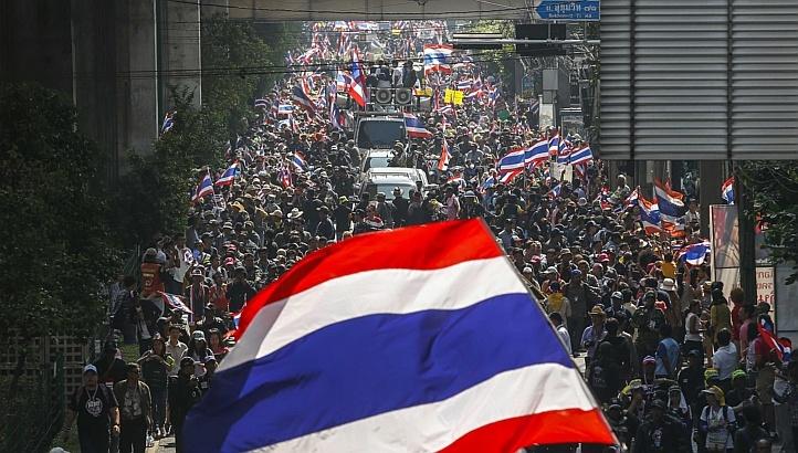 bloccare bangkok