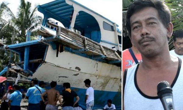 Caso nave filippina F/B Gem-Ver ed il rapporto trapelato alla stampa