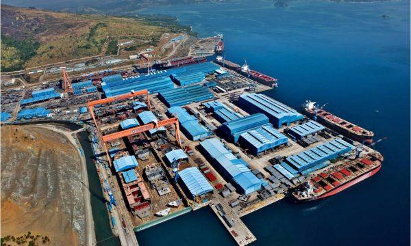 Soluzione alternativa per cantiere navale strategico filippino di Subic?