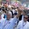 Accusa di insurrezione contro Suthep che aprì la strada al golpe