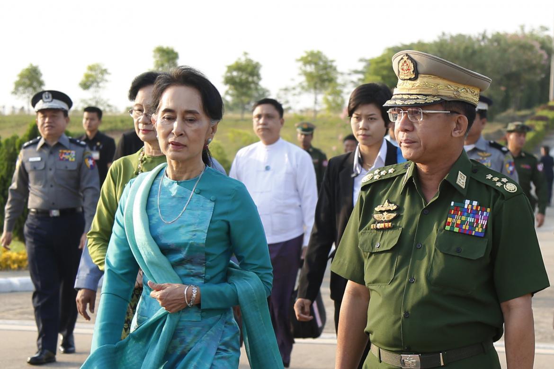 partito NLD Hlaing