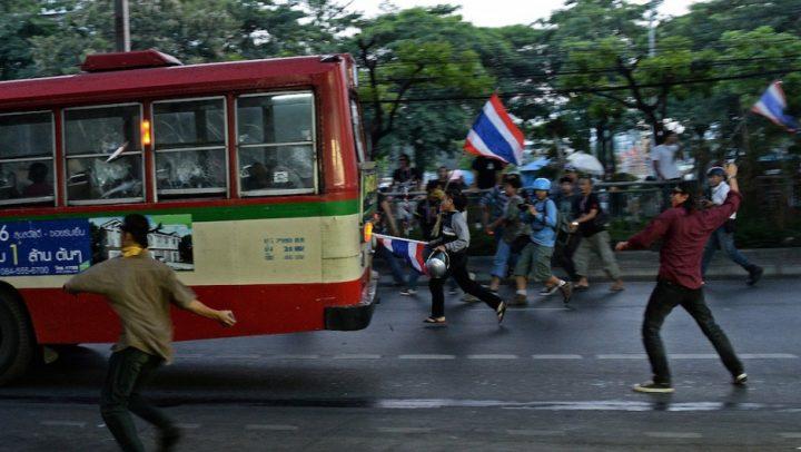 Bangkok 2014 buddismo thai ideologia di stato