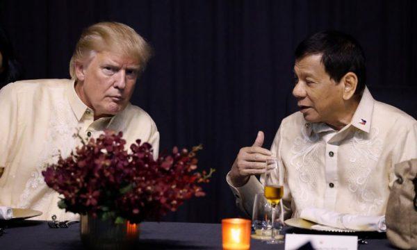 Duterte abroga il trattato VFA dando un colpo ai legami con gli USA