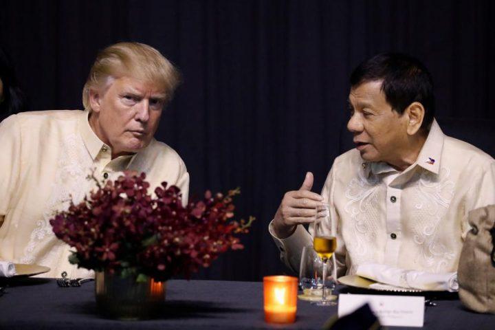Commercio, non i valori al cuore della discesa di Trump nel ASEAN