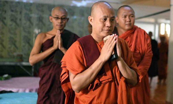 Il clero buddista abbraccia il nazionalismo estremista buddista?