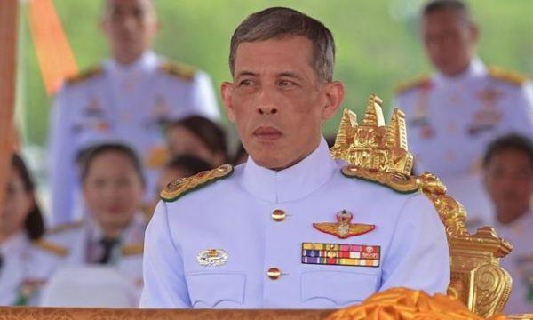 Un fregio storico mancante e la difesa ad oltranza del nuovo Re Rama X