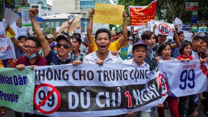 vietnam legge informatica