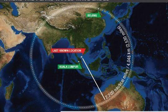 MALESIA: Le tante ombre del volo MH370 scomparso