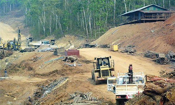 LAOS: Iniziati i lavori sulla diga della discordia di Xayaburi