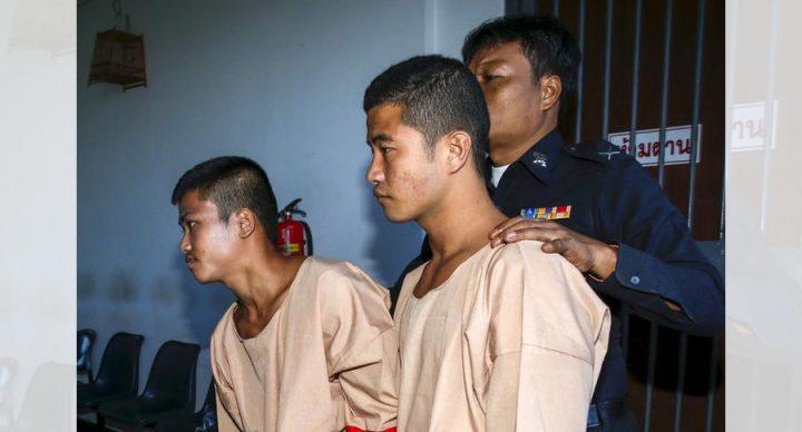 Madri di Wai Phyo e Zaw Lin invocano la clemenza del Re Thailandese